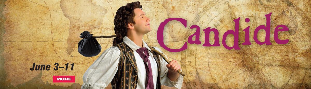 Candide June 3-11