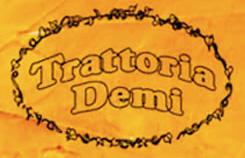 Trattoria Demi logo