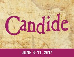 Candide - June 3-11, 2017