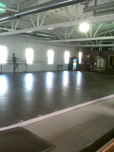 Rehearsal space photo